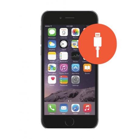 [Réparation] Connecteur de Charge ORIGINAL Noir - iPhone 7 Noir de Jais