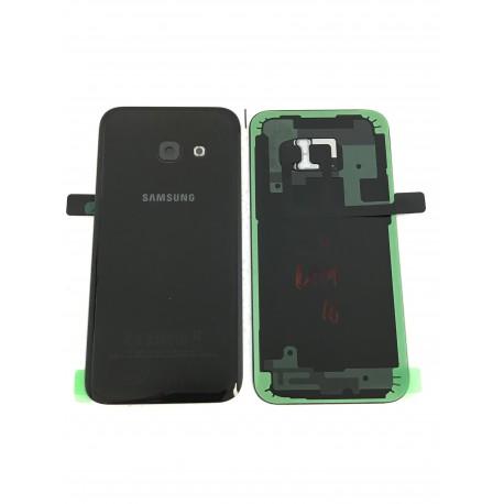 Vitre Arrière ORIGINALE Noire / Cache Batterie - SAMSUNG Galaxy A3 2017 - SM-A320F / SM-A320FL