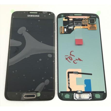 Bloc Avant ORIGINAL Or - SAMSUNG Galaxy S5 - G900F / G901F