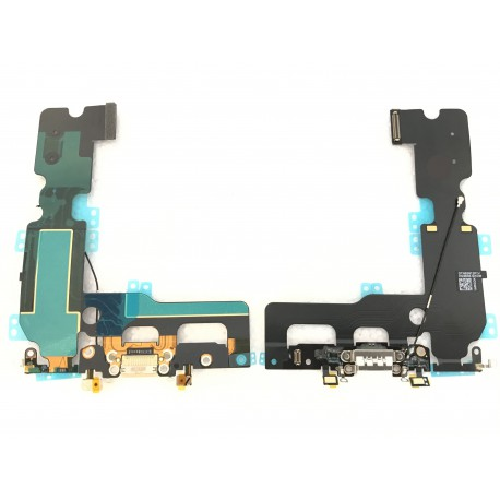 Connecteur de Charge ORIGINAL Blanc - iPhone 7 Plus Or / Or Rose