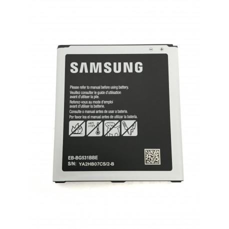 Batterie ORIGINALE EB-BG531BBE - SAMSUNG