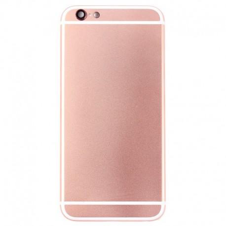 Châssis / Coque Arrière Or Rose - iPhone 6S Plus