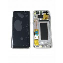Bloc écran ORIGINAL Argent Polaire pour SAMSUNG Galaxy S8 - G950F