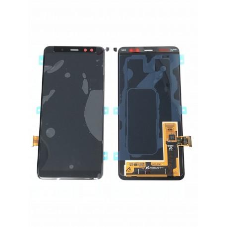 Bloc écran ORIGINAL pour SAMSUNG Galaxy A8 2018 - A530F - Présentation avant / arrière