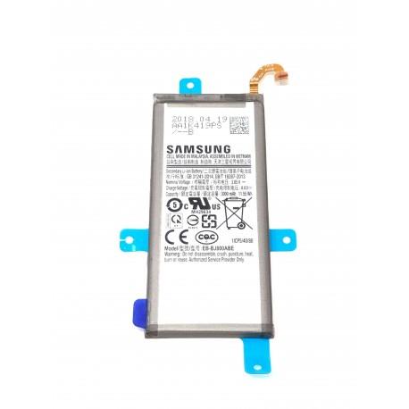 Batterie ORIGINALE EB-BJ800ABE - SAMSUNG Galaxy A6 2018 / SM-A600FN/DS - Face avant