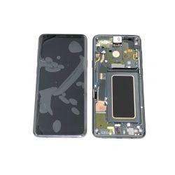 Ecran Complet ORIGINAL Gris Titane - SAMSUNG Galaxy S9+ / SM-G965F