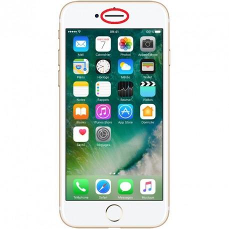 [Réparation] Grille avec support complet d'écouteur interne pour iPhone 7