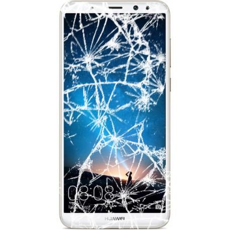 [Réparation] Bloc écran complet ORIGINAL Blanc pour HUAWEI Mate 10 Lite Or
