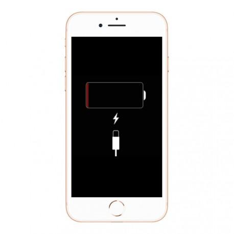 [Réparation] Connecteur de charge de qualité original noir pour iPhone 8 Gris Sidéral