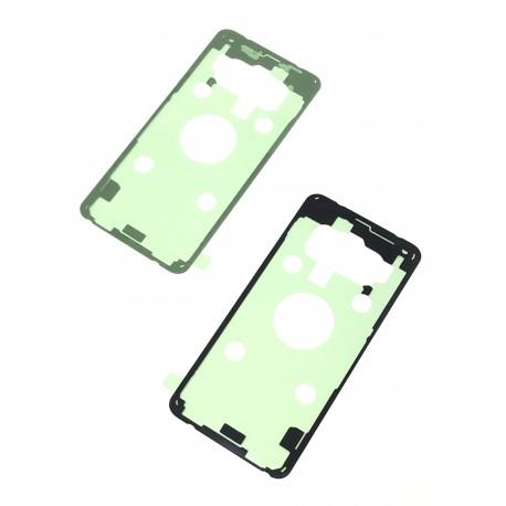Adhésif double face ORIGINAL de vitre arrière pour SAMSUNG Galaxy S10e - G970F - Présentation avant / arrière