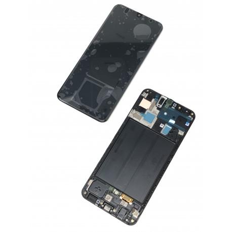 Bloc écran complet ORIGINAL pour SAMSUNG Galaxy A50 - A505F - Présentation avant / arrière