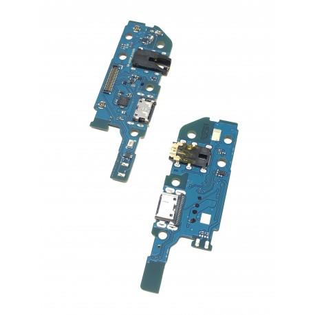 Connecteur de charge ORIGINAL pour SAMSUNG Galaxy A20e - A202F - Présentation avant / arrière