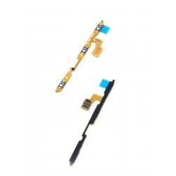 Nappe de boutons power et volume ORIGINALE pour SAMSUNG Galaxy A10 - A105F / Galaxy A20e - A202F