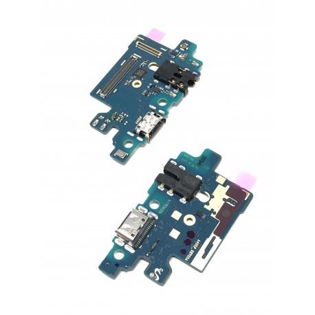 Connecteur de charge ORIGINAL pour SAMSUNG Galaxy A40 - A405F - Présentation avant / arrière