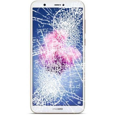 [Réparation] Bloc écran complet ORIGINAL Blanc pour HUAWEI P Smart