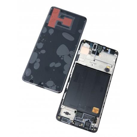 Bloc écran complet ORIGINAL pour SAMSUNG Galaxy A51 - A515F - Présentation avant / arrière