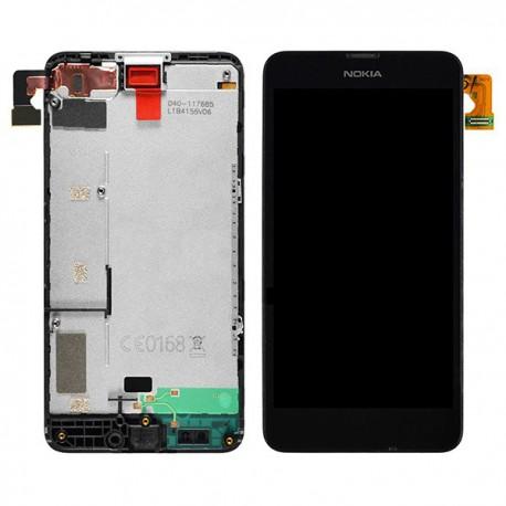 Bloc Avant Noir ORIGINAL - NOKIA Lumia 630 / 635