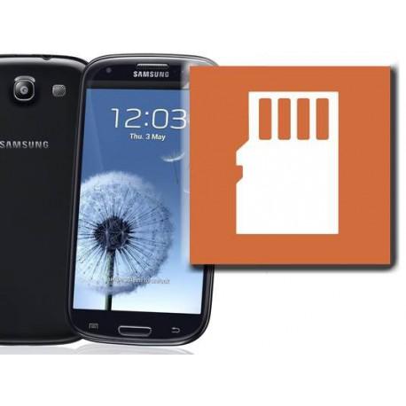 [Réparation] Lecteur Carte SIM / Carte Mémoire ORIGINAL - SAMSUNG Galaxy S - i9000
