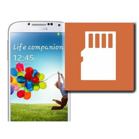 [Réparation] Lecteur Carte SIM / Carte Mémoire ORIGINAL - SAMSUNG Galaxy S4 LTE - i9506