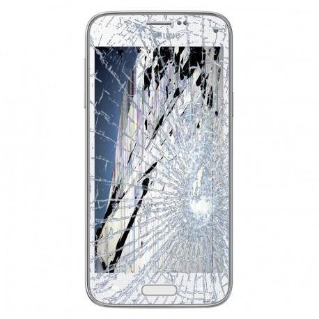 [Réparation] Bloc Avant ORIGINAL Blanc - SAMSUNG Galaxy S5 Mini - G800F