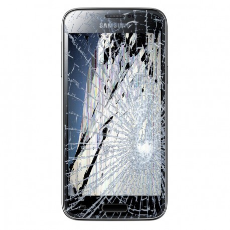 [Réparation] Bloc Avant ORIGINAL Or - SAMSUNG Galaxy S5 Mini - G800F