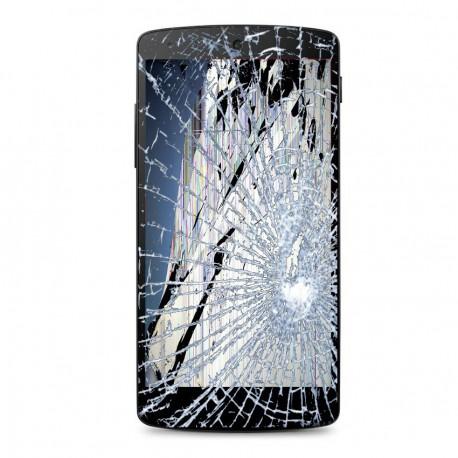 Forfait Réparation Bloc Avant Noir ORIGINAL - LG Nexus 5 D820