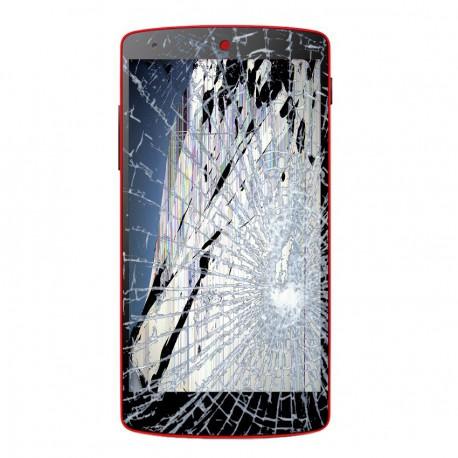 [Réparation] Bloc Avant ORIGINAL Rouge - LG Nexus 5 - D820 / D821