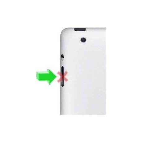 [Réparation] Nappe de Bouton POWER / Volume / Vibreur ORIGINALE - iPad 2