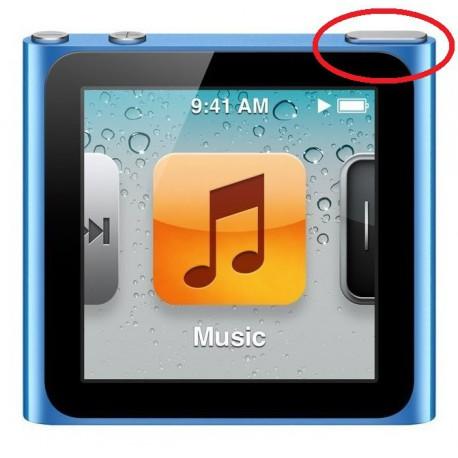 [Réparation] Nappe POWER ON/OFF - iPod Nano 6
