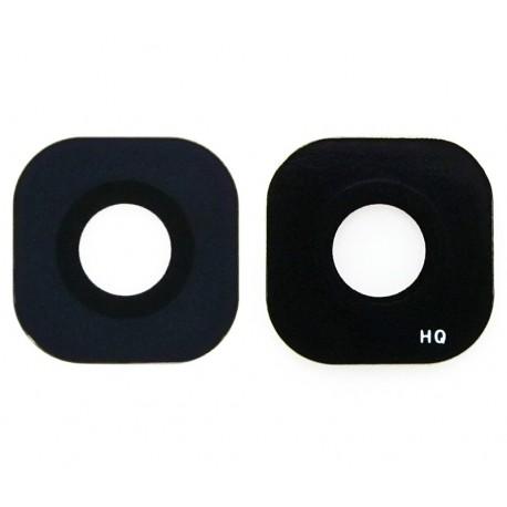 Vitre de Caméra Arrière ORIGINALE Noire - SAMSUNG Galaxy S6 / S6 Edge - G920F / G925F